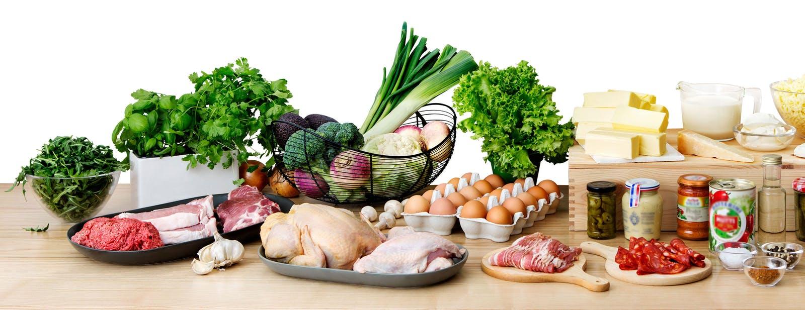 Katera živila so dovoljena pri lchf dieti?