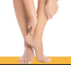 artroza gležnja