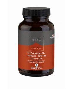 Terranova vitamin D3
