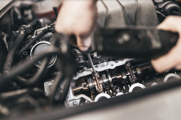 Menjava olja - oljni filter - Porsche Inter Auto